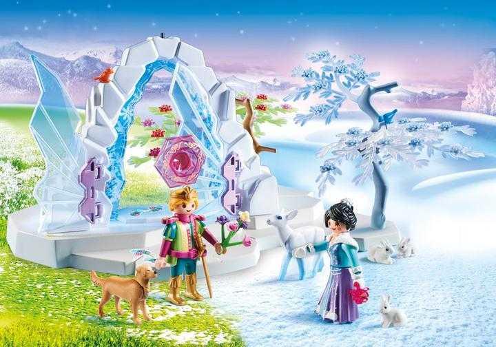 PLAYMOBIL Kristalltor zur Winterwelt (9471)