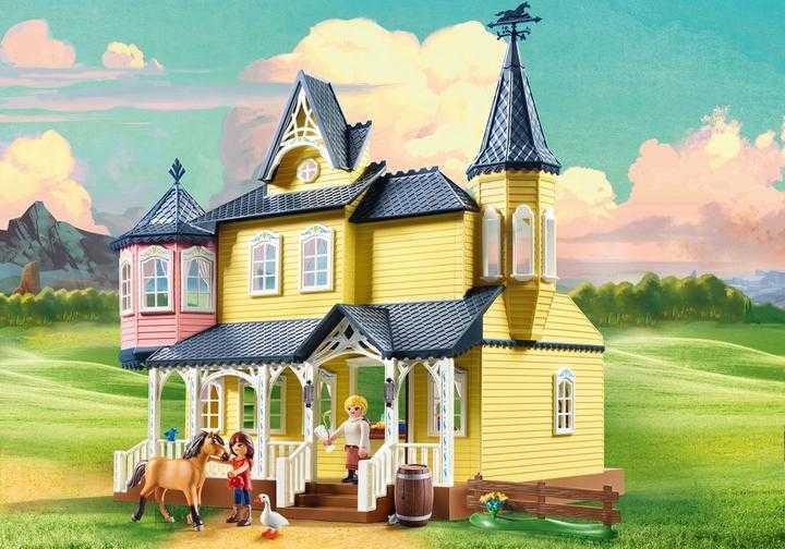 PLAYMOBIL Luckys glückliches Zuhause (9475)