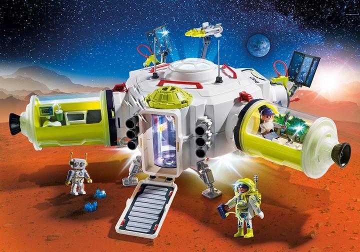 PLAYMOBIL Mars-Station (9487)