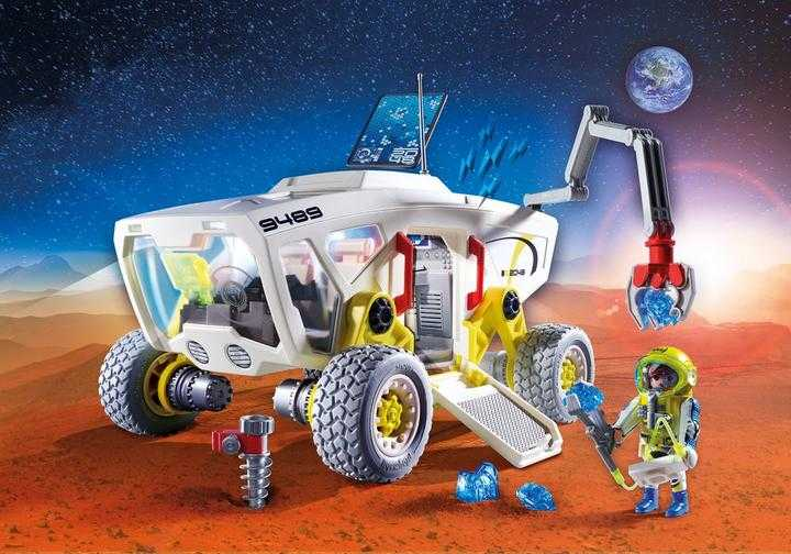 PLAYMOBIL Mars-verkenningsvoertuig (9489)