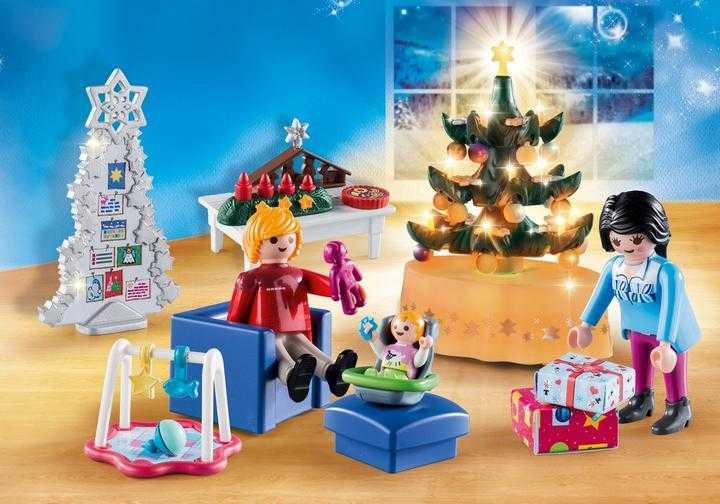Woonkamer in kerststijl (9495). Now € 19.99 at Amazon.de, 0% below ...