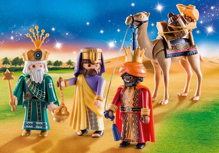 PLAYMOBIL Drie koningen (9497)