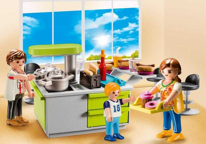 PLAYMOBIL Carrying Case Large ''Kitchen'' (9543)