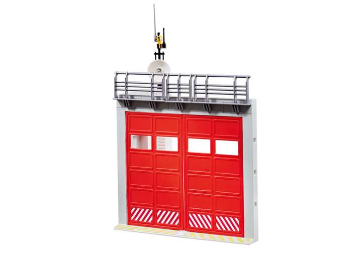 PLAYMOBIL Extra standplaats voor de grote brandweerkazerne 9462 (9803)