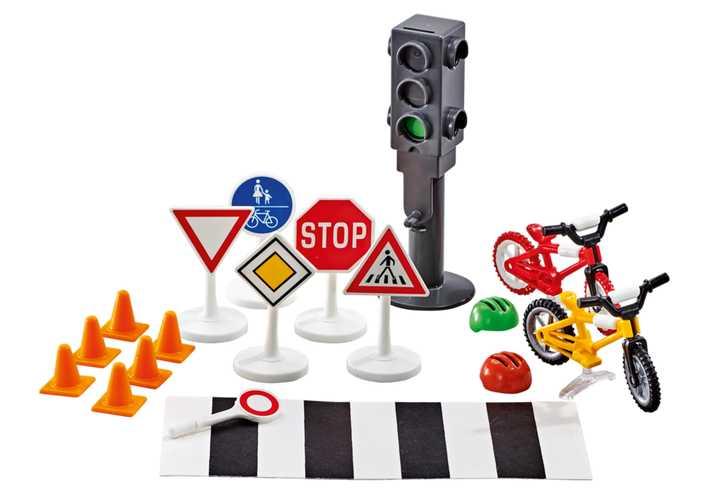 PLAYMOBIL Verkehrserziehung (9812)