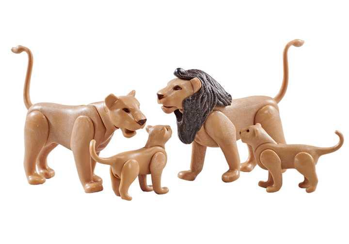 PLAYMOBIL Löwenfamilie (9834)