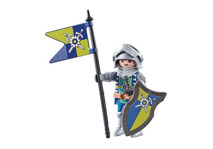 PLAYMOBIL Hauptmann der Ritter von Novelmore (9835)