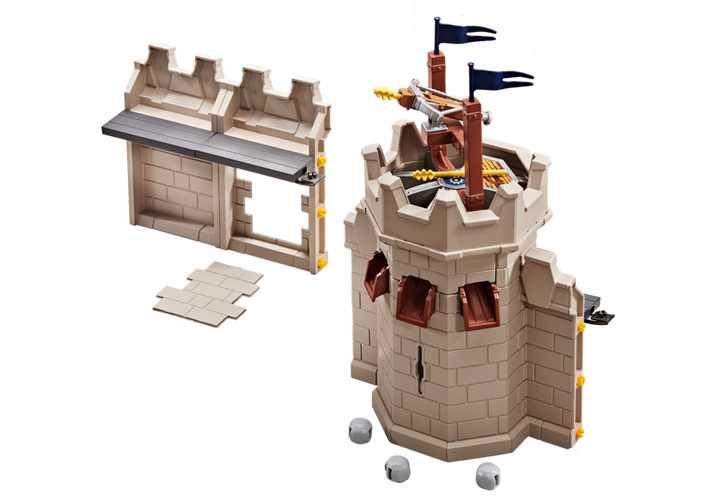 PLAYMOBIL Uitbreiding toren voor de Grote burcht van de Novelmore ridders (9840)