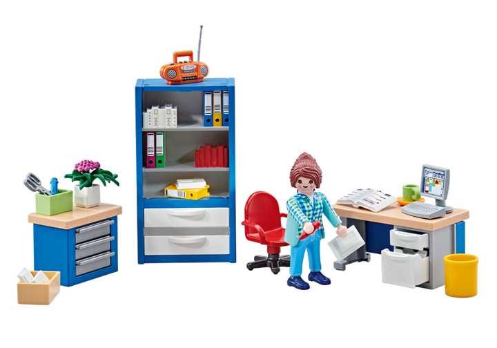 PLAYMOBIL Inrichting bureau (9850)