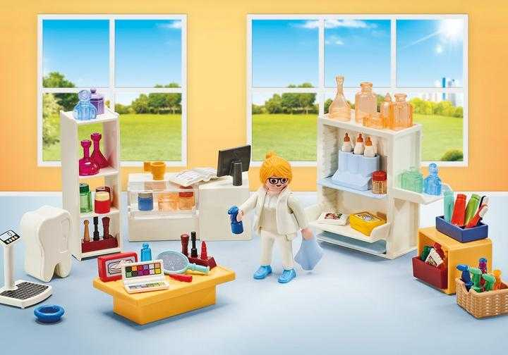 PLAYMOBIL Apotheek (9858)