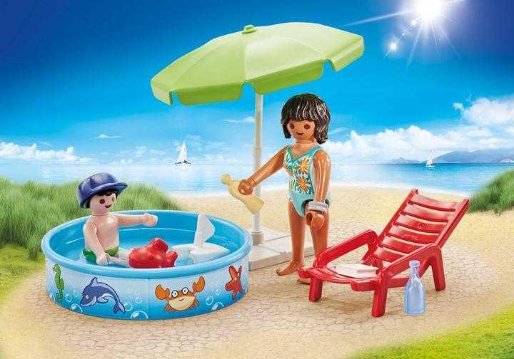 PLAYMOBIL 4 Jahreszeiten-Sommer (9862)