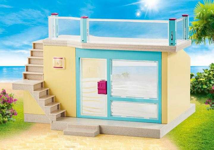 PLAYMOBIL Bungalow, leeg (9866)