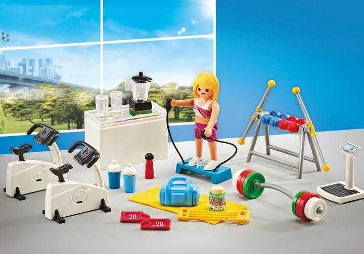 PLAYMOBIL Fitness studio (9867)