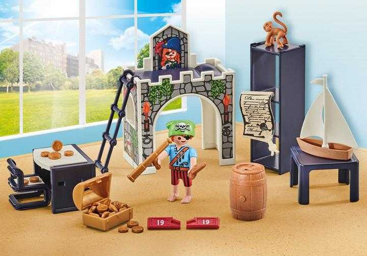 PLAYMOBIL Piratenzimmer (9868)