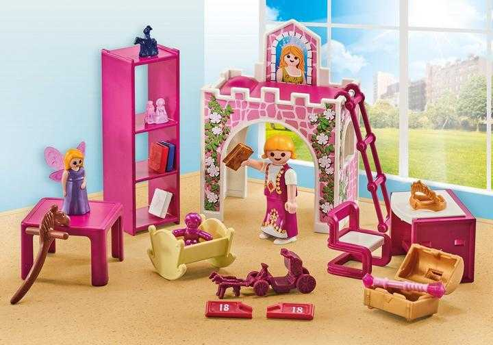 PLAYMOBIL Prinsessenkamer (9869)