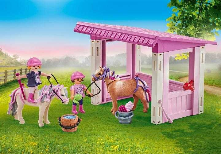 PLAYMOBIL Ponystal (9878)