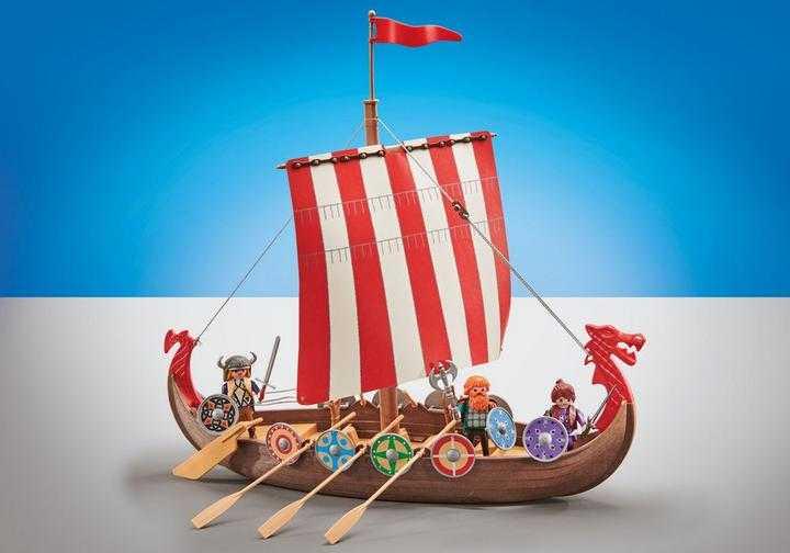 PLAYMOBIL Vikingschip (9891)
