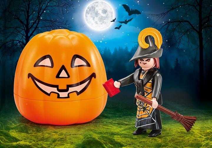PLAYMOBIL Halloween - Heks (9894)