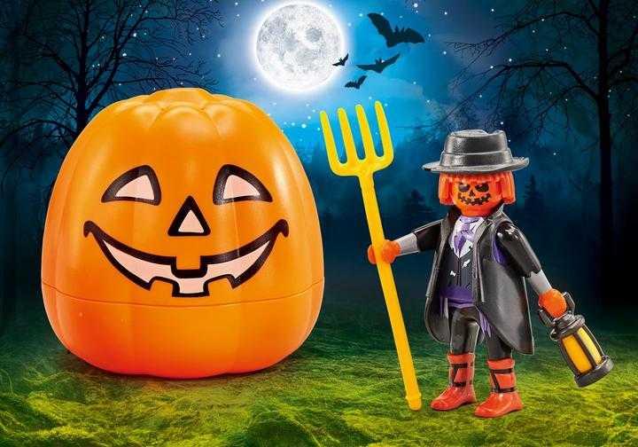 PLAYMOBIL Halloween - Pompoen (9897)