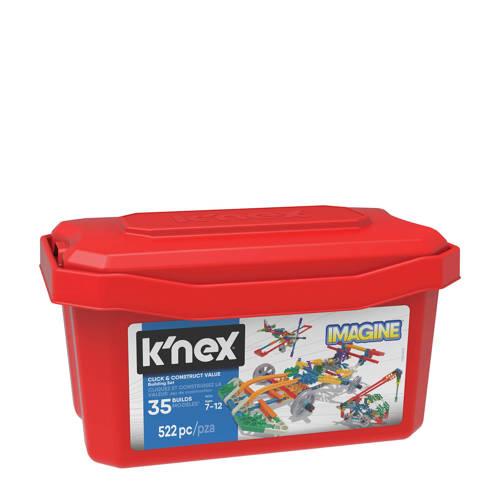 K'NEX Bouwset 522 onderdelen