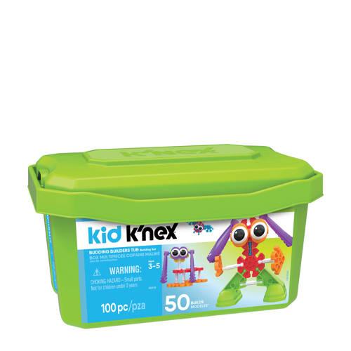 K'NEX Kid K'nex - Bouwset 120 onderdelen