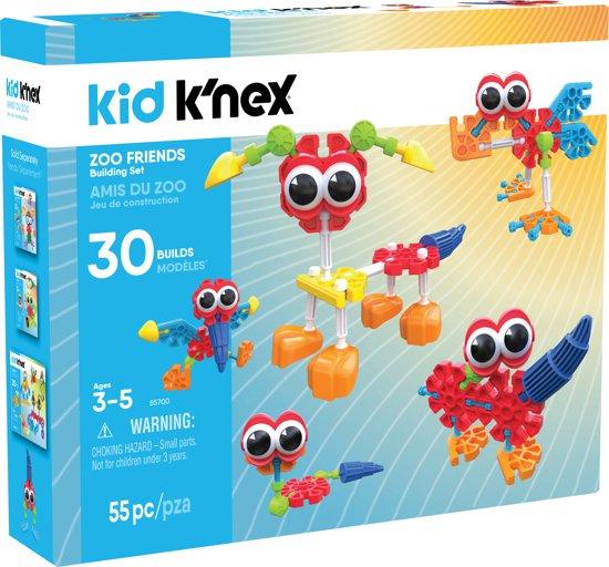 K'NEX Kid K'nex - Zoo Friends