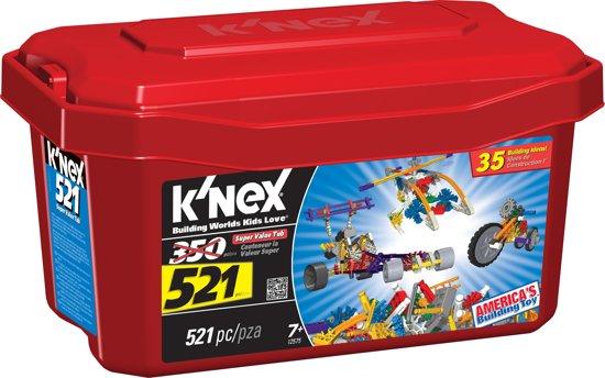 K'NEX  Bouwset 521 onderdelen