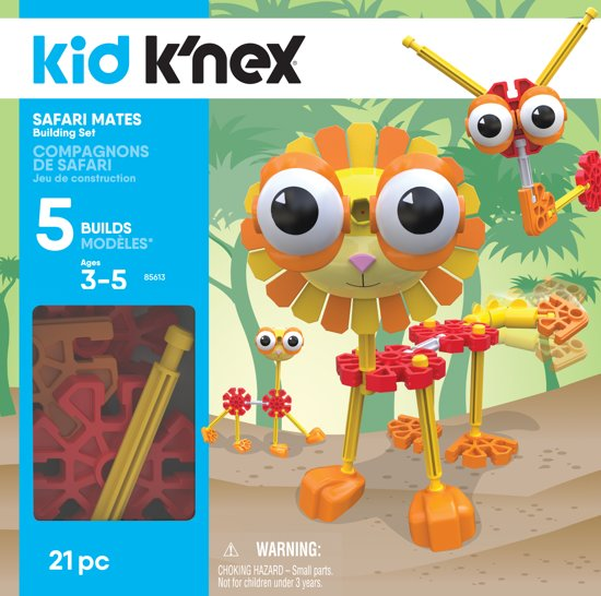 K'NEX Kid K'nex - Safari Mates