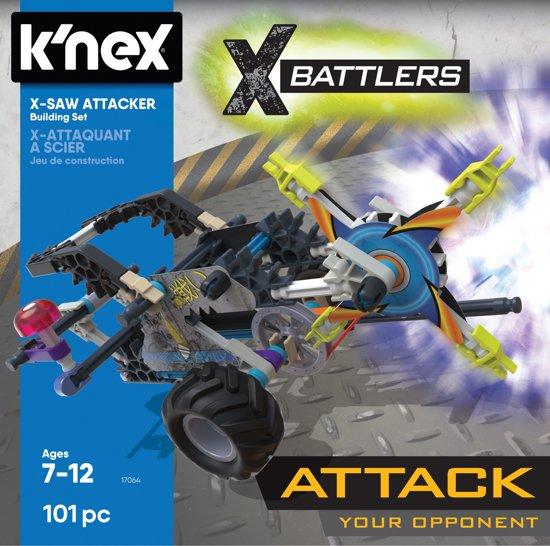 K'NEX X-Battlers Trasher