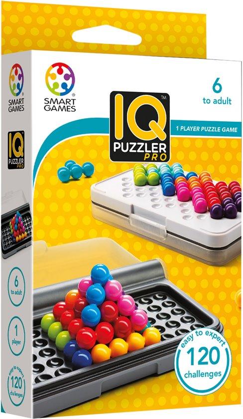 SmartGames IQ Puzzler Pro (120 opdrachten)