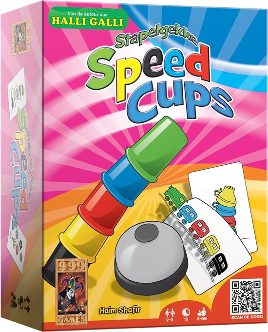 999 Games Speed Cups
