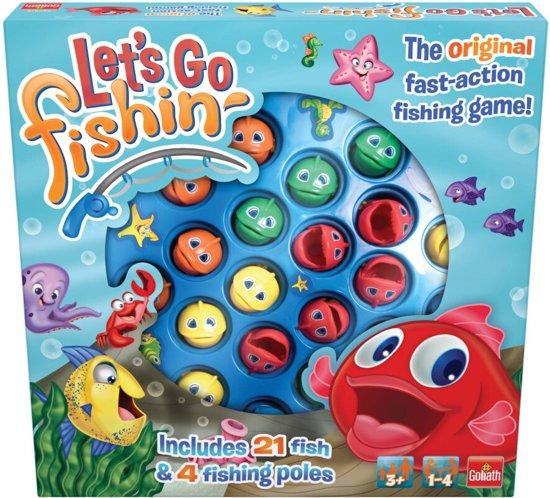 Goliath Let's Go Fishing Original
