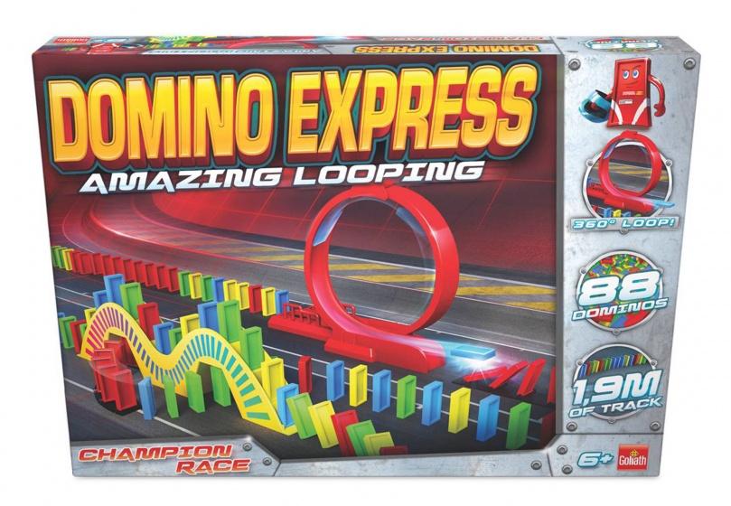 Goliath  Domino Express Amazing Looping 88 stenen
