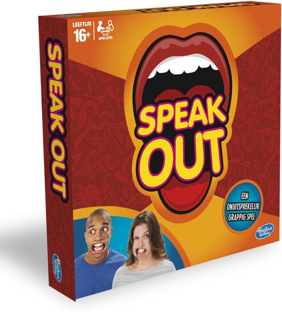 Hasbro Speak Out - Mondvol