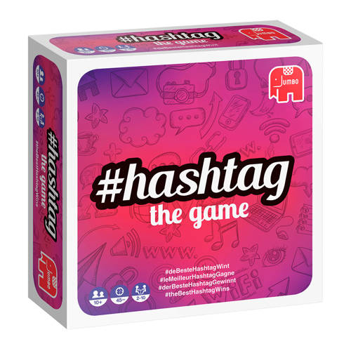 Jumbo #hashtag the game