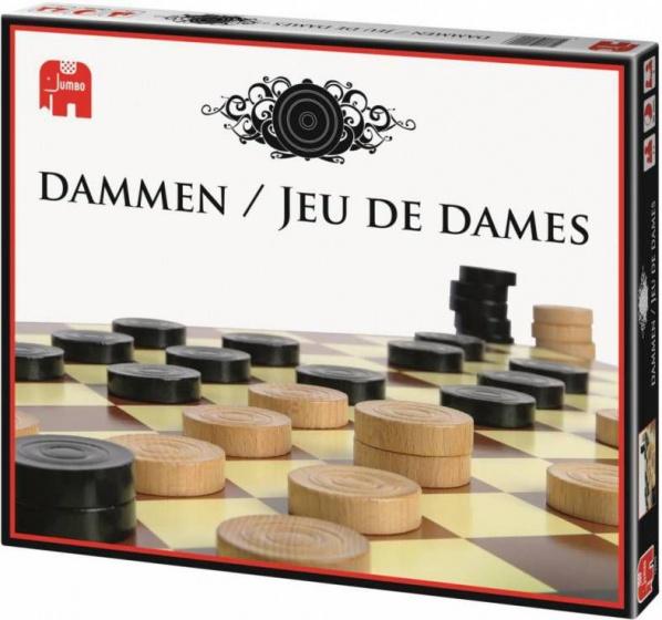 Jumbo Dammen - Hout