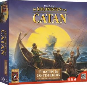 999 Games Catan: Piraten & Ontdekkers Uitbreidingsset