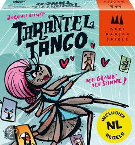 Drie Magiers Spellen Tarantula Tango