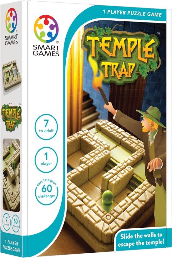SmartGames Temple Trap (60 opdrachten)