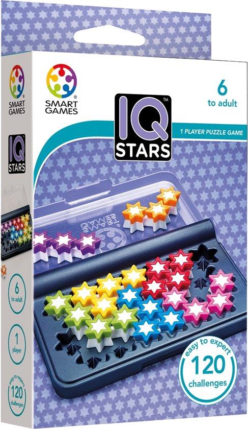 SmartGames IQ Stars (120 opdrachten)