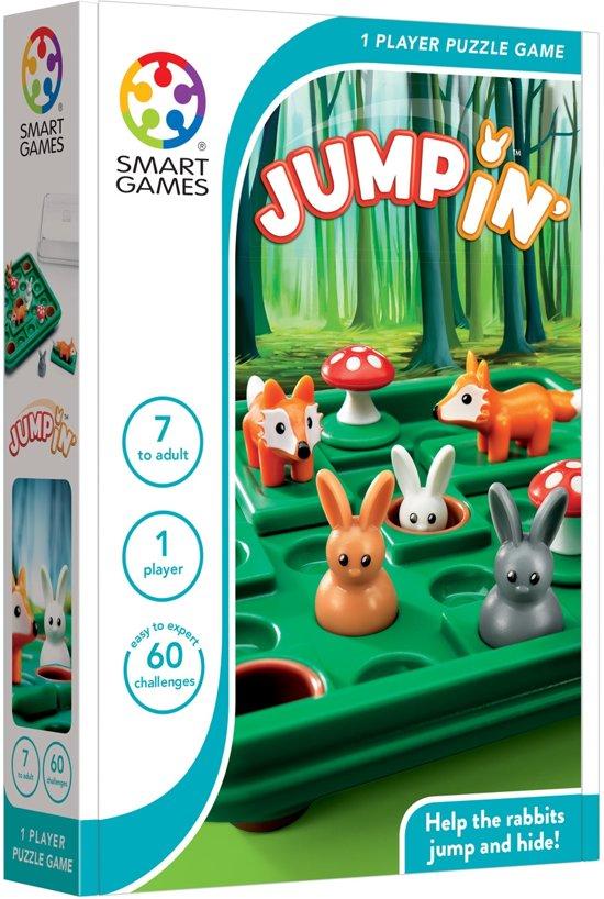 SmartGames Jump In' (60 opdrachten)