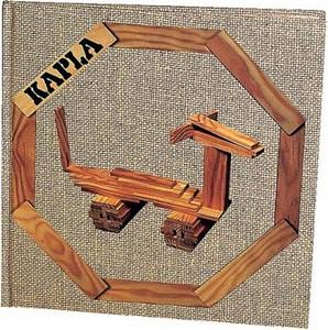 Kapla houten bouwplankjes boek bruin vol. 4