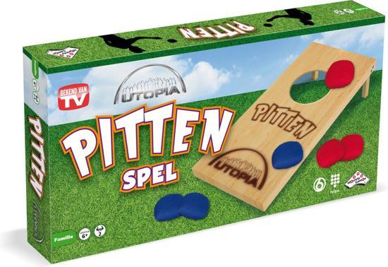 Identity Games Utopia Pitten Spel