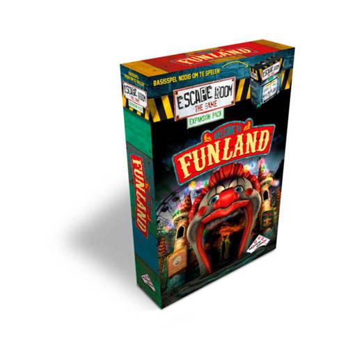 Identity Games Funland - Uitbreidingset voor Escape Room The Game