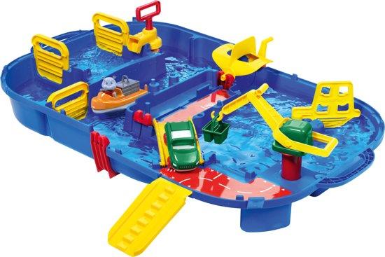 Aquaplay Draagbare Sluizenbox 1516 - Waterbaan
