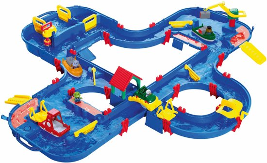Aquaplay'n Go - Waterbaan