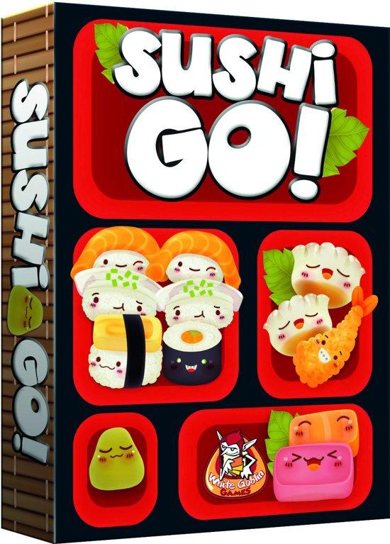 White Goblin Games Sushi Go