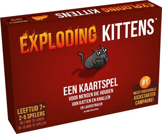 Exploding Kittens - Nederlandstalig