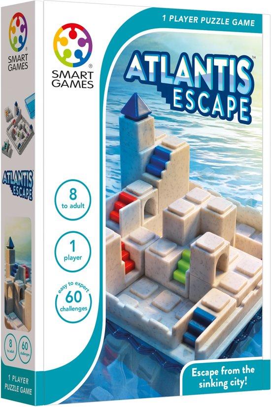 SmartGames Atlantis Escape (60 opdrachten)