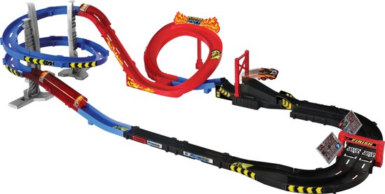VTech Turbo Force Racers Super Racetrack Set